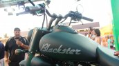 Keeway Blackster At India Bike Week 2015 Front Tank