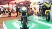 Keeway Blackster At India Bike Week 2015 Front