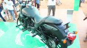 Keeway Blackster At India Bike Week 2015 Left Rear Three Quarters