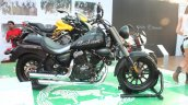 Keeway Blackster At India Bike Week 2015 Right Side Profile