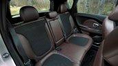 Kia Trail'ster concept rear seat