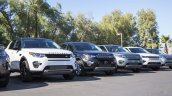 Land Rover Discovery Sport at Palm Springs Modernism Week