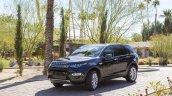 Land Rover Discovery Sport front three quarter USA