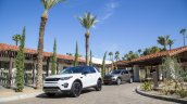 Land Rover Discovery Sport in Palm Springs Modernism Week USA