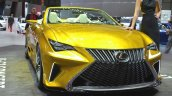 Lexus LF-C2 Concept front three quarter(4) view at 2015 Geneva Motor Show