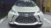 Lexus LF-SA Concept front view at 2015 Geneva Motor Show