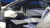 Lexus LF-SA Concept interior view at 2015 Geneva Motor Show