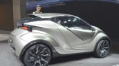 Lexus LF-SA Concept rear three quarter view at 2015 Geneva Motor Show