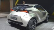 Lexus LF-SA Concept rear three quarter(2) view at 2015 Geneva Motor Show
