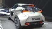 Lexus LF-SA Concept rear three quarter(3) view at 2015 Geneva Motor Show