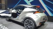 Lexus LF-SA Concept rear three quarter(4) view at 2015 Geneva Motor Show