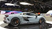 McLaren 675LT side(3) view at 2015 Geneva Motor Show