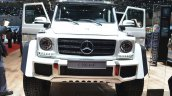 Mercedes G 500 4x4 Concept front at the 2015 Geneva Motor Show
