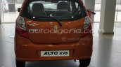 New Maruti Alto K10 rear Algeria
