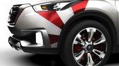 Nissan Kicks Samba concept wheel
