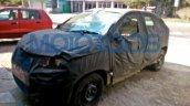 Renault XBA front quarter spied