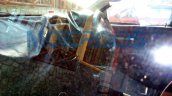 Renault XBA interior spied