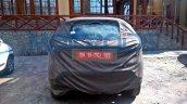 Renault XBA rear spied