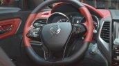 Ssangyong Tivoli front steering wheel at 2015 Geneva Motor Show