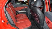 Ssangyong Tivoli rear seat at 2015 Geneva Motor Show