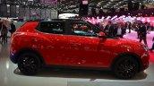 Ssangyong Tivoli side view at 2015 Geneva Motor Show
