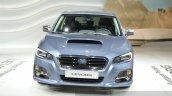 Subaru Levorg front view at 2015 Geneva Motor Show