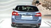 Subaru Levorg rear view at 2015 Geneva Motor Show