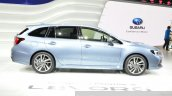 Subaru Levorg side view at 2015 Geneva Motor Show