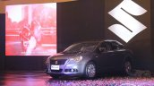 Suzuki Kizashi front quarter Pakistan launch