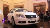 Suzuki Kizashi grille Pakistan launch