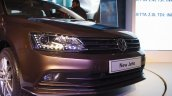 VW Jetta facelift Launch Mumbai front