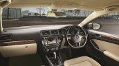 VW Jetta facelift interior press shots