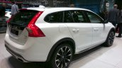 Volvo V60 Cross Country rear three quarters at the 2015 Geneva Motor Show