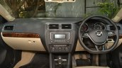 VW Jetta facelift dashboard