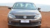 VW Jetta facelift front