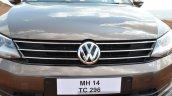 VW Jetta facelift grille