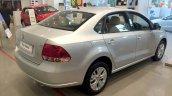 2014 VW Vento rear three quarter right Highline variant