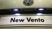 2014 VW Vento registration plate Highline variant