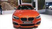 2015 BMW 1 series front view at 2015 Geneva Motow Show