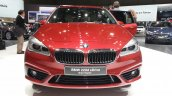 2015 BMW 2 series front view at 2015 Geneva Motor Show