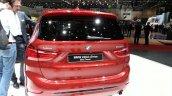 2015 BMW 2 Series Gran Tourer rear view at 2015 Geneva Motor Show
