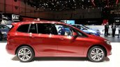 2015 BMW 2 series side view at 2015 Geneva Motor Show