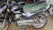 2015 Bajaj CT 100 profile spied