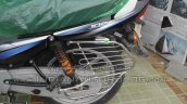 2015 Bajaj CT 100 rear wheel spied