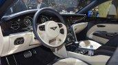 2015 Bentley Mulsanne Speed interior view at 2015 Geneva Motor Show