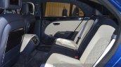 2015 Bentley Mulsanne Speed rear seats at 2015 Geneva Motor Show