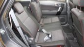 2015 Daihatsu Terios facelift seats