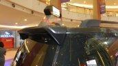 2015 Daihatsu Terios facelift spoiler