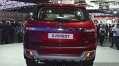 2015 Ford Everest rear (2015 Ford Endeavour) at the 2015 Bangkok Motor Show