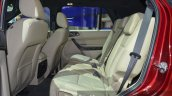2015 Ford Everest rear seat (2015 Ford Endeavour) at the 2015 Bangkok Motor Show